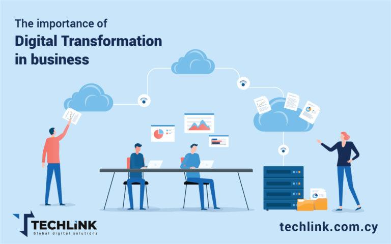 Techlink - The importance of digital trnasformation