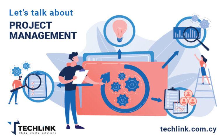 TECHLINK -project management