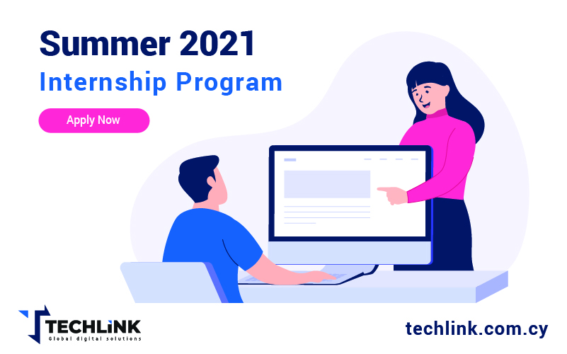 Techlink Cyprus Intern Program